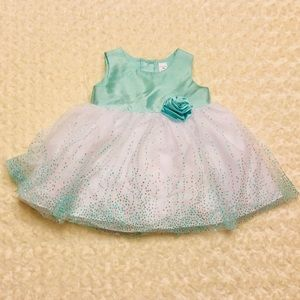 George Toddler Mint Occassion Dress